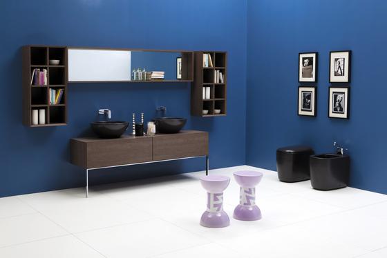 Compono System armadio di Ceramica Flaminia