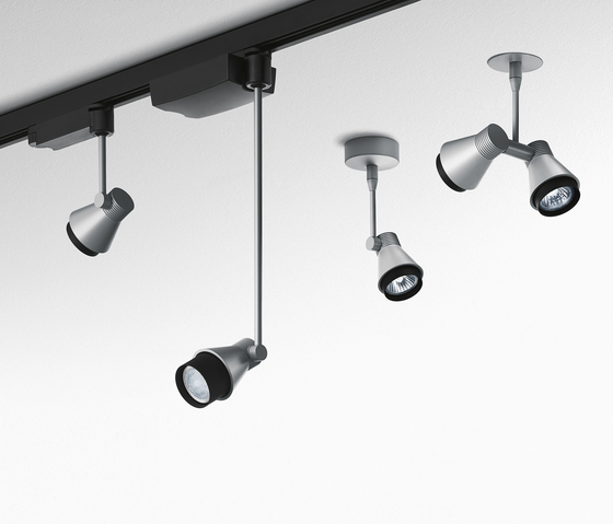 Mini Flap Spot Track LED by Artemide Architectural
