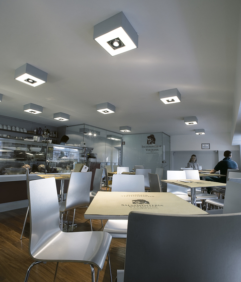 Andromeda Ceiling 300x300 by Artemide Architectural