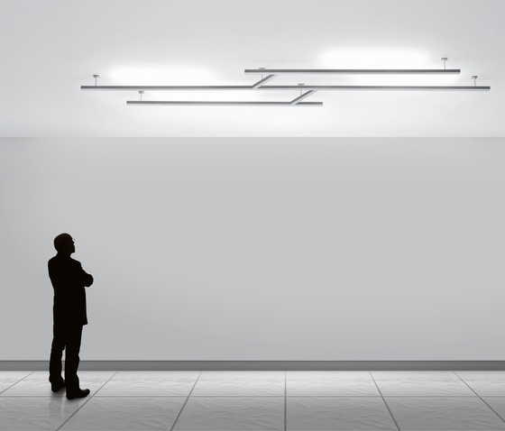 Kao Wall/Ceiling Kit G by Artemide Architectural