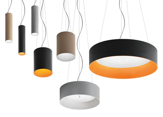 Tagora suspension lamp by Artemide Architectural