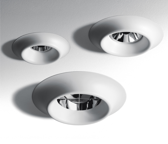 Vulcania 211 Recessed by Artemide Architectural