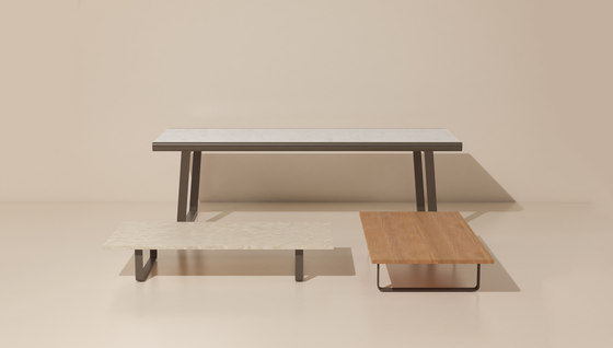 Bitta coffee table de KETTAL