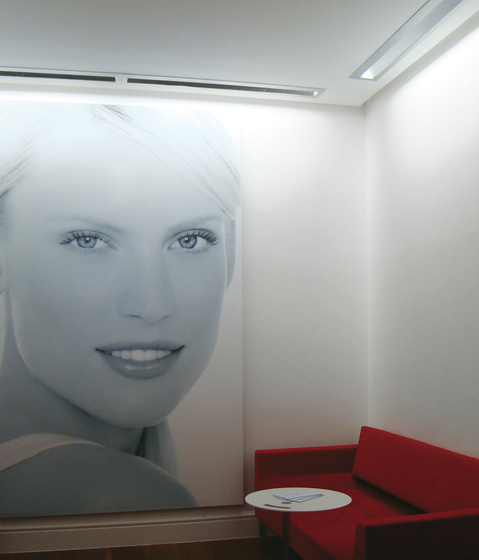 Java Wallwasher von Artemide Architectural