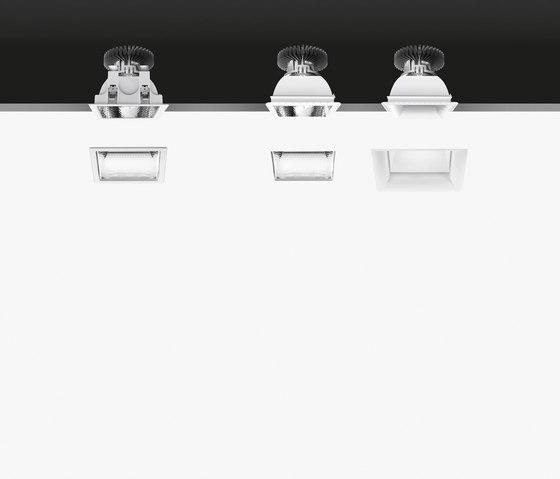 Luceri System 220 von Artemide Architectural