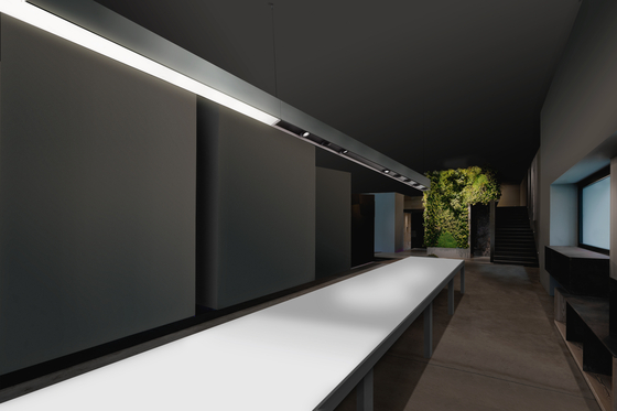 Nothing Recessed Wallwasher by Artemide Architectural