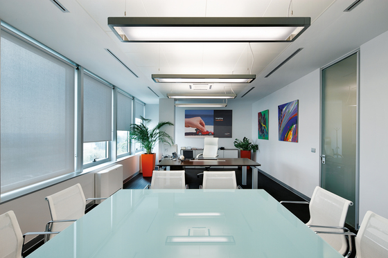 Esprit Suspension indirect by Artemide Architectural