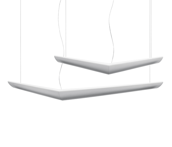 Mouette asymmetrical by Artemide Architectural