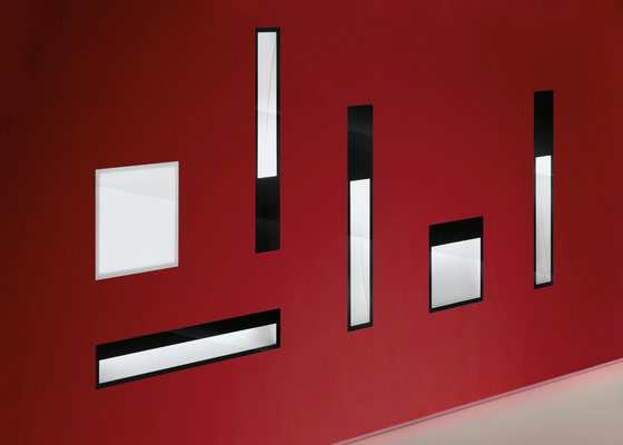 Cover asymetrical square di Artemide Architectural