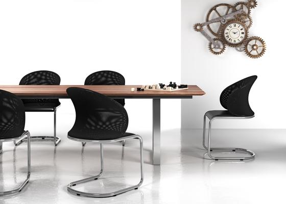 Milo Table by Willisau