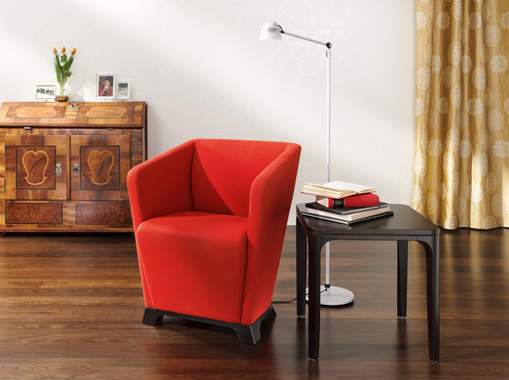 grace wing chair by Wiesner-Hager