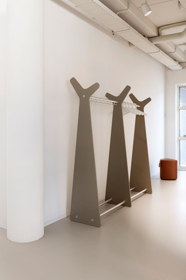 Forest coat rack by Cascando