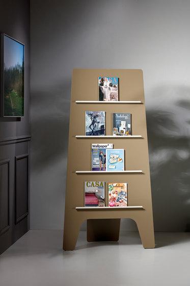 Leaf magazine board by Cascando