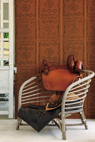 Cuirs leathers | El Paso VP 694 12 by Elitis