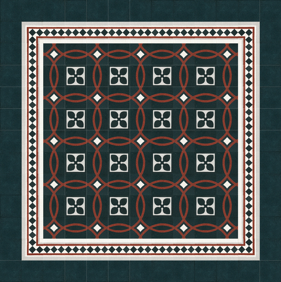 Terrazzo tile de VIA