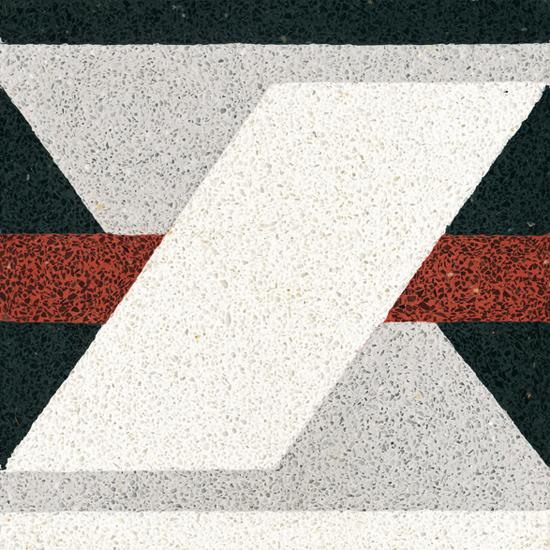 Terrazzoplatte von VIA