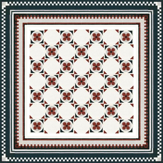 Terrazzo tile by VIA