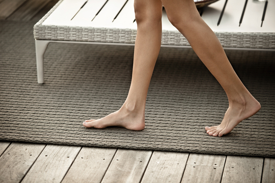 Carpets Loop shell by DEDON