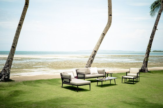 Tribeca Beach chair by DEDON