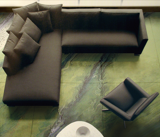 Loni glass floortiles di Public Collection