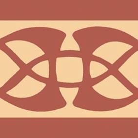 Zementmosaikplatte von VIA