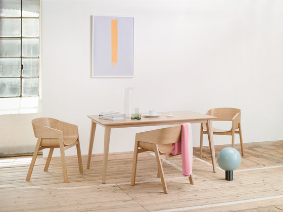 Jutland Table by TON
