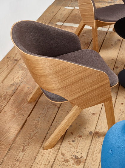 Merano Chair by TON