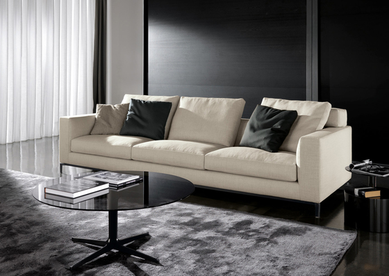 Andersen by minotti sofa r cami re chaise longue for Minotti divani