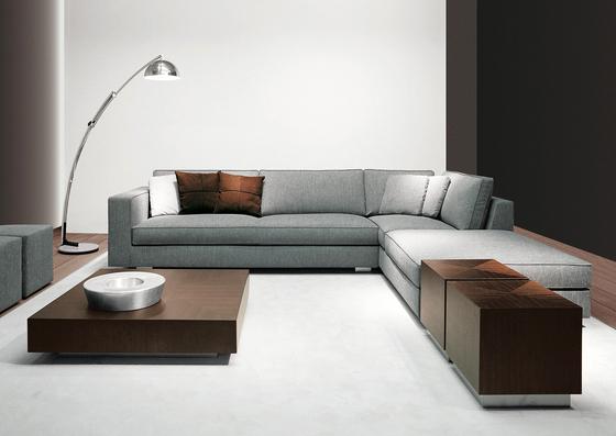 Hilton Sofa * by Minotti
