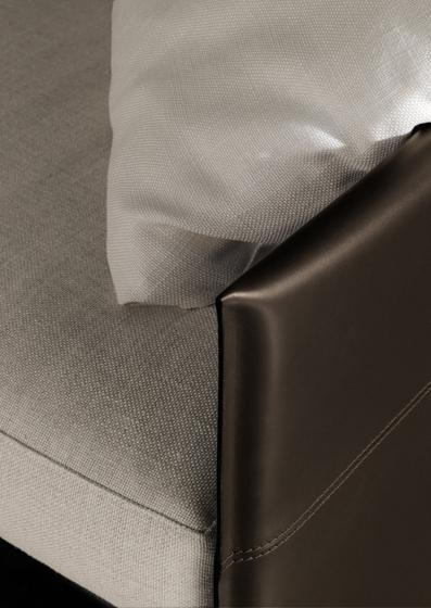 Luggage Sofa de Minotti