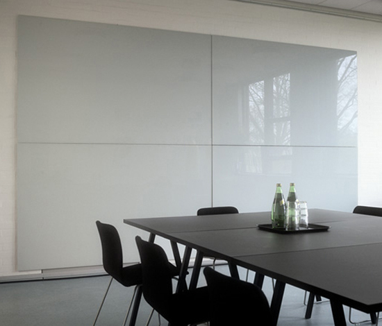 CHAT board® glass Memoboard by CHAT BOARD®