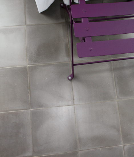 Cement tile standard colour de VIA