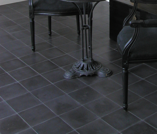 Cement tile standard colour by VIA