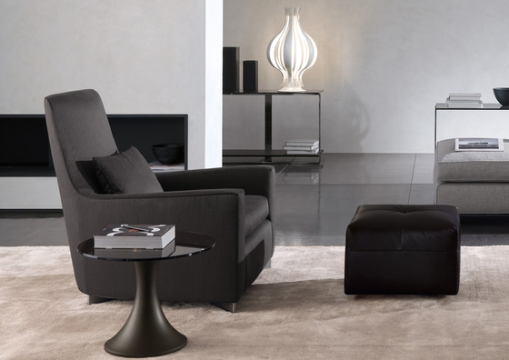 Dion Armchair * by Minotti