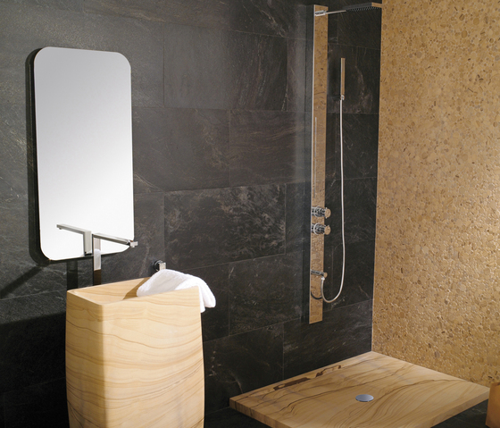 Cuarcitas Sherpa Brown by Porcelanosa