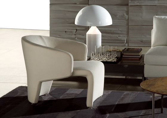Marc Armchair * by Minotti