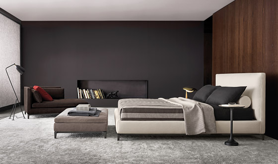 Andersen Bed by Minotti