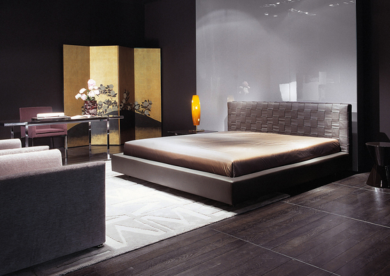 Bartlett Bed by Minotti
