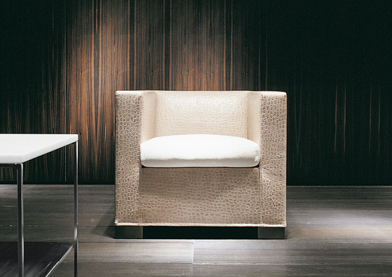 Suitcase by Minotti