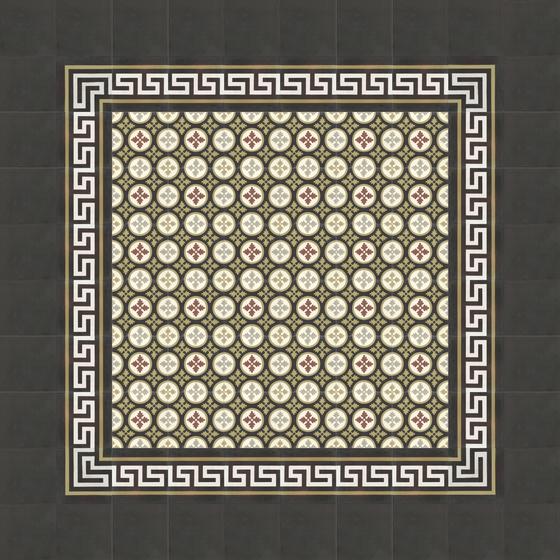 Cement tile de VIA