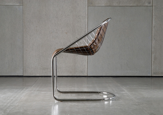 "Cortina Chair ""Outdoor"" de Minotti"