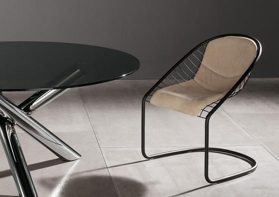 "Cortina Chair ""Outdoor"" de Minotti"