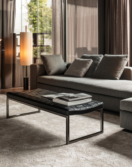Mongé Bench by Minotti