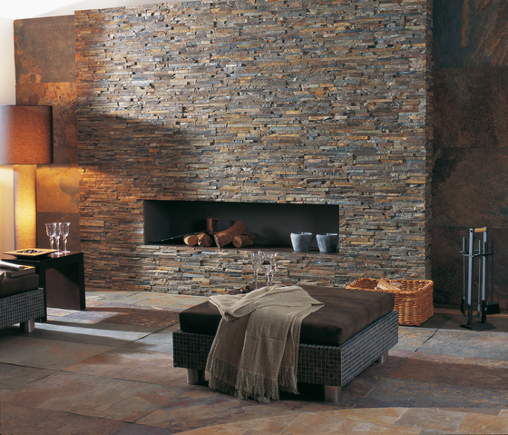 Brick Wall Nepal by Porcelanosa