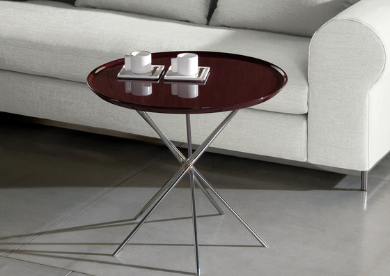 Mitchell Side table * by Minotti