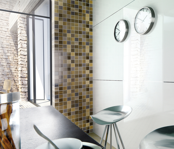 Dados Bronce by Porcelanosa