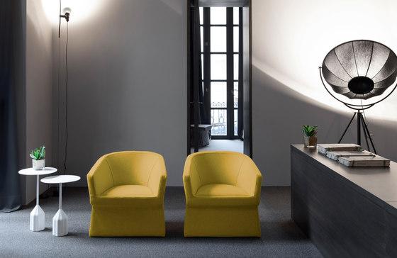 Fedele armchair de viccarbe