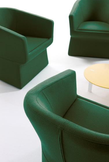Fedele sofa von viccarbe