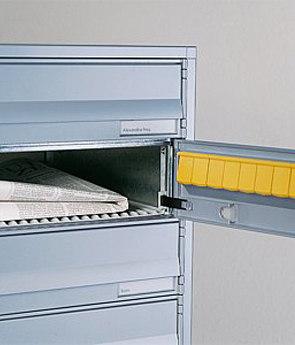 Siedle Vario surface-mounted letterbox de Siedle