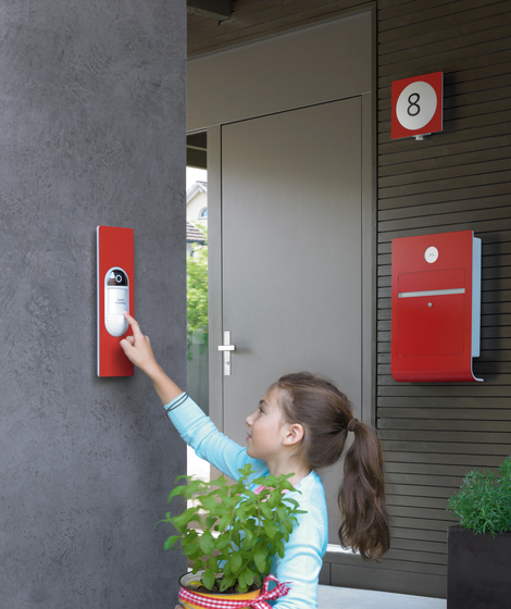 Siedle Select surface-mounted letterbox de Siedle